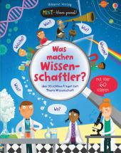 MINT - Wissen gewinnt! Was machen Wissenschaftler? Cover