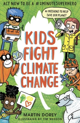 Kids Fight Climate Change, Band 1-4