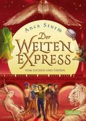 Vom Suchen und Finden (Der Welten-Express 3)