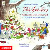 Tilda Apfelkern. Weihnachtszeit im Winterwald, Audio-CD