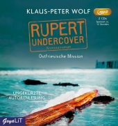 Rupert undercover. Ostfriesische Mission, 2 Audio-CD, MP3