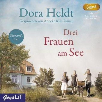 Drei Frauen am See, Audio-CD, MP3