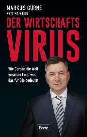 Der Wirtschafts-Virus Cover