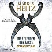 Die Legenden der Albae. Die komplette Saga, 15 Audio-CD, MP3