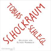 Schockraum, Audio-CD, MP3 Cover