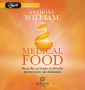 Medical Food, 1 Audio-CD, MP3