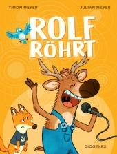 Rolf röhrt Cover