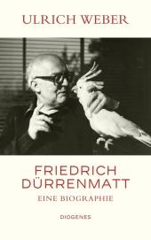 Friedrich Dürrenmatt Cover