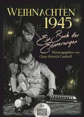 Weihnachten 1945 Cover