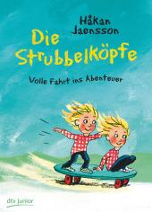 Die Strubbelköpfe - Volle Fahrt ins Abenteuer Cover