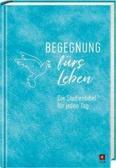 """Begegnung fürs Leben, NLB, Motiv """"Wasserfarbe"""""""