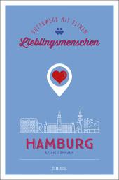 Hamburg. Unterwegs mit deinen Lieblingsmenschen Cover
