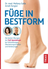 Füße in Bestform Cover