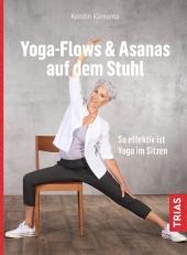 Yoga - Flows & Asanas auf dem Stuhl Cover