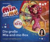 Die große Mia-and-me Box, 3 Audio-CD