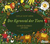 Der Karneval der Tiere, m. Soundeffekten
