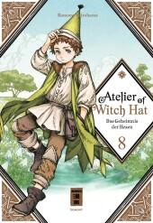 Atelier of Witch Hat - Limited Edition, Das Geheimnis der Hexen