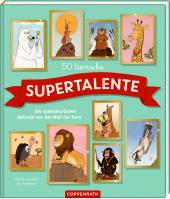 50 tierische Supertalente Cover