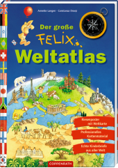 Der große Felix-Weltatlas Cover
