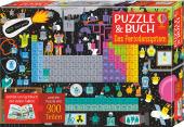 MINT - Wissen gewinnt! Puzzle und Buch: Das Periodensystem