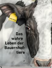 Das wahre Leben der Bauernhoftiere Cover
