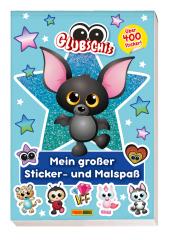 Glubschis: Mein großer Sticker- und Malspaß