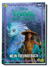 Disney Raya und der letzte Drache: Mein Freundebuch