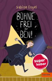 Bühne frei für Ben!