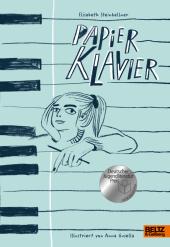 Papierklavier Cover