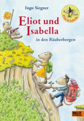 Eliot und Isabella in den Räuberbergen Cover