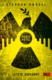 Panic Hotel Cover