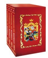 Lustiges Taschenbuch Literatur Bestseller, 4 Bde.
