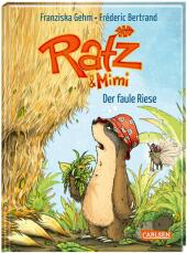 Ratz & Mimi: Der faule Riese Cover