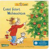 Hör mal: Conni feiert Weihnachten, m. Soundeffekten