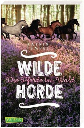 Wilde Horde: Die Pferde im Wald