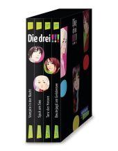 Die drei !!!: 4 Bände im Schuber (Spuk am See, Vampire in der Nacht, Tanz der Herzen, Beutejagd am Geistersee), 4 Teile