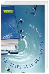Das tiefe Blau der Worte Cover
