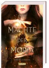 Die Mächte der Moria Cover