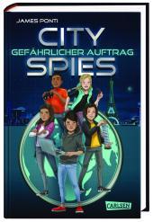 City Spies: Gefährlicher Auftrag Cover