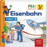 Frag doch mal ... die Maus!: Eisenbahn Cover
