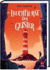 Hotel der Magier - Leuchtturm der Geister Cover