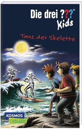 Die drei ??? Kids: Tanz der Skelette