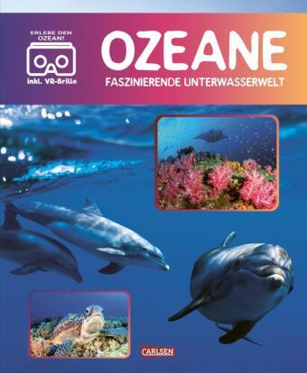 Ozeane, m. Virtual-Reality-Brille