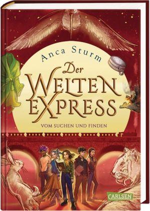 Der Welten-Express - Vom Suchen und Finden