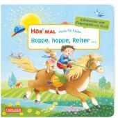 Hör mal: Verse für Kleine: Hoppe, hoppe, Reiter, m. Soundeffekten