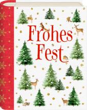 Wunscherfüller im Buchformat - Zauberhafte Weihnachten (M. Bastin)