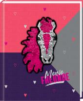 Freundebuch - I LOVE HORSES - Meine Freunde