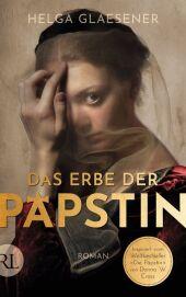 Das Erbe der Päpstin Cover