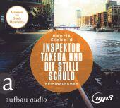 Inspektor Takeda und die stille Schuld, 2 Audio-CD, MP3