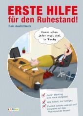 Erste Hilfe für den Ruhestand - Dein Ausfüllbuch Cover